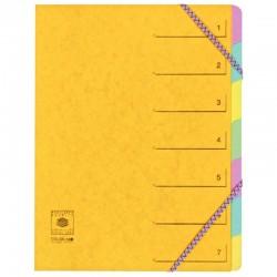 Sachet de 9 étiquettes scolaires Interdit de me gronder rouge