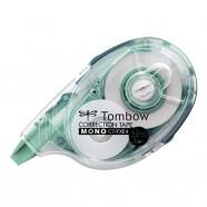 Trousse ronde 1 compartiment 22cm bleu