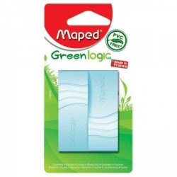 Blister de 2 gommes Greenlogic Maped
