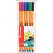 Classeur souple A4 PVC Hello Kitty translucide 4 anneaux Dos 20mm