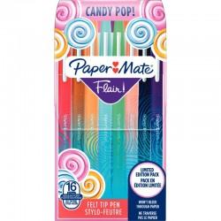 Classeur souple A4 PVC Barbie Pink 4 anneaux Dos 20mm