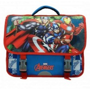 Cartable Avengers Marvel 38cm qualité supérieure