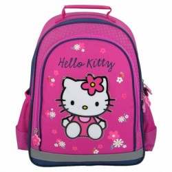 Sac à dos 2 compartiments Hello Kitty 38cm