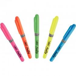 Stylo bille Cristal bleu pointe moyenne BIC