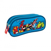 Trousse 2 compartiments Marvel Comics 23cm