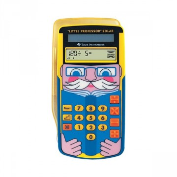 Calculatrice éducative Little Professor Texas Instruments