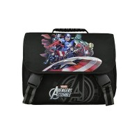 Cartable 2 compartiments 38cm Avengers