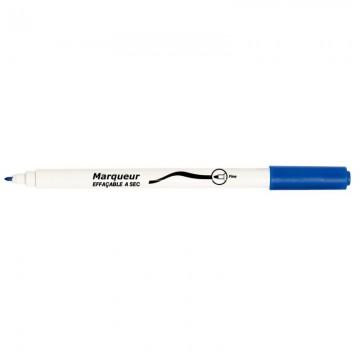 Surligneur universel jaune pointe biseautée