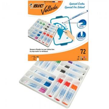 Plumier métal chromé ILine 28 cm HAN