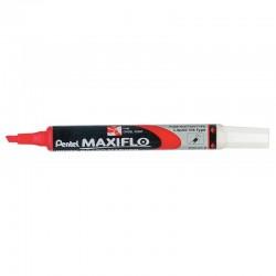 Stylo feutre lettering pen bleu pointe fine Pilot