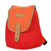 Sac à dos Kickers XS 25 cm 1 compartiment rouge orange