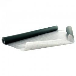 Trousse Kickers bleu beige 2 compartiments 24 cm