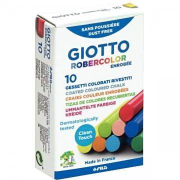 Trousse ronde Kickers gris bleu 22 cm
