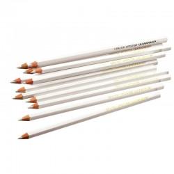Trousse ronde Kickers rouge beige 22 cm