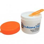 Pochette de 10 buvards 16X21 100G blanc CLAIREFONTAINE