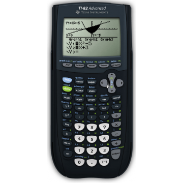 Calculatrice graphique TI82 Advanced Texas instruments