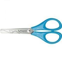 Chemise à élastique bleue 24x32 cm polypropylène 3 rabats