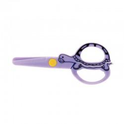 Chemise à élastique 17X22 carte 3 rabats couleurs assorties ELBA
