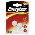 Blister 2 piles CR2032 ENERGIZER 248357