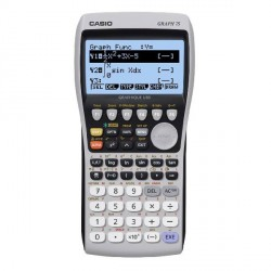 Calculatrice graphique Graph 75 CASIO sans mode examen