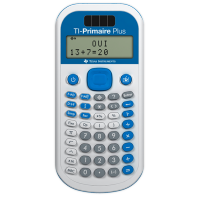 Calculatrice TI-Primaire Plus Texas Instruments
