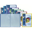 Protège-documents personnalisable 40 vues 24x32 cm polypro Kreacover