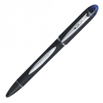 Stylo bille gel bleu 1MM Jetstream UNI-BALL