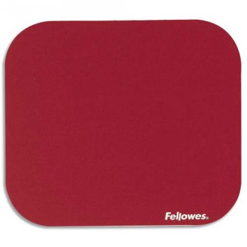 Tapis de souris rouge souple FELLOWES