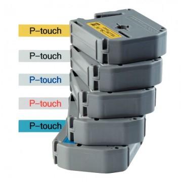 Classeur à levier A4 dos 50 mm 2 anneaux carton marbré gris