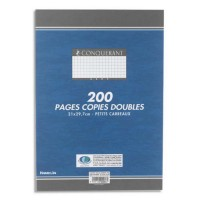 Copies doubles A4 200P 5X5 70G HAMELIN