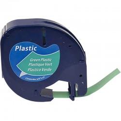 Cahier polypro A4 96P piqure seyes jaune