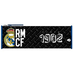Trousse ronde 1 compartiment Real de Madrid 23cm