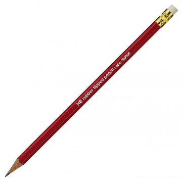 Crayon graphite HB bout gomme