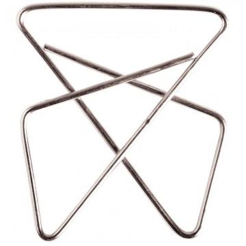 Cahier polypro 17X22 96P piqure seyes violet