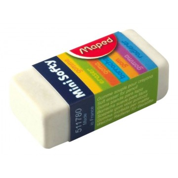Gomme blanche mini Softy Maped