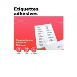 Protège-documents rouge 40 vues 20 pochettes 24X32 cm polypro