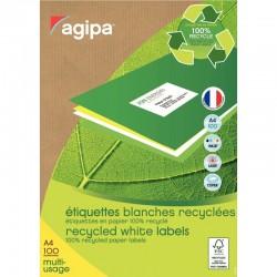 Protège-documents vert 40 vues 20 pochettes 24X32 cm polypro