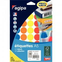 Protège-documents vert 80 vues 40 pochettes 24X32 cm polypro