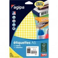 Protège-documents vert 100 vues 50 pochettes 24X32 cm polypro