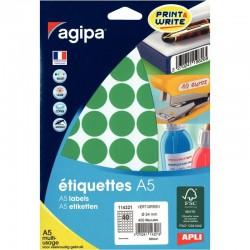 Protège-documents noir 120 vues 60 pochettes 24X32 cm polypro