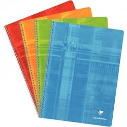Protège-cahiers 17X22 orange opaque CALLIGRAPHE