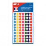 Cahier polypro 24 x 32 cm 48 pages piqure seyès vert