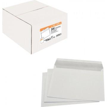 Cahier polypro 17X22 48P piqure seyes bleu
