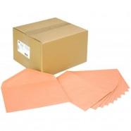 Cahier polypro 24X32 cm 48 pages piqure seyès orange