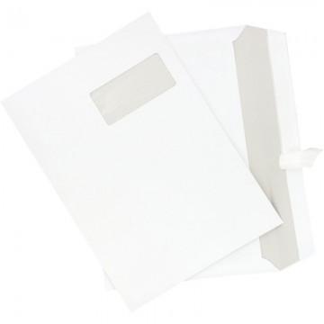 Cahier polypro 24X32 cm 48 pages piqure seyès rose