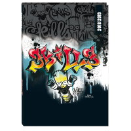 Agenda scolaire 12x17cm Bart Simpson 2018-2019