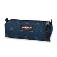 Trousse ronde Eastpak Benchmark little navy bleu