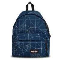 Sac à dos Eastpak Padded Pak'r cracked blue