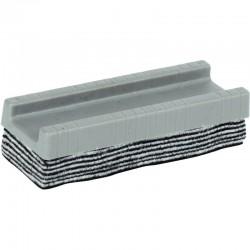 Protège-cahiers 17X22 jaune opaque CALLIGRAPHE