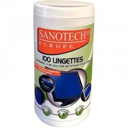 Feuillets mobiles 17X22 cm 200 pages seyès blanc Hamelin